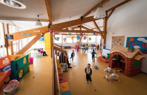 Salle de jeux Maison des Enfants garderie