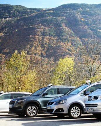 Société de taxis pour le transport entre la gare et la station de Saint François Longchamp