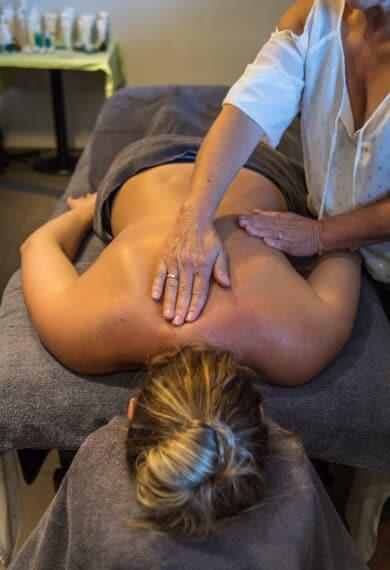 Massage détente Centre de Balnéothérapie Saint François Longchamp