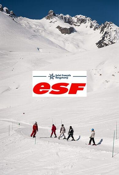 ESF Saint François Longchamp