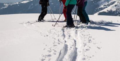 Ski de randonnée à Saint François Longchamp
